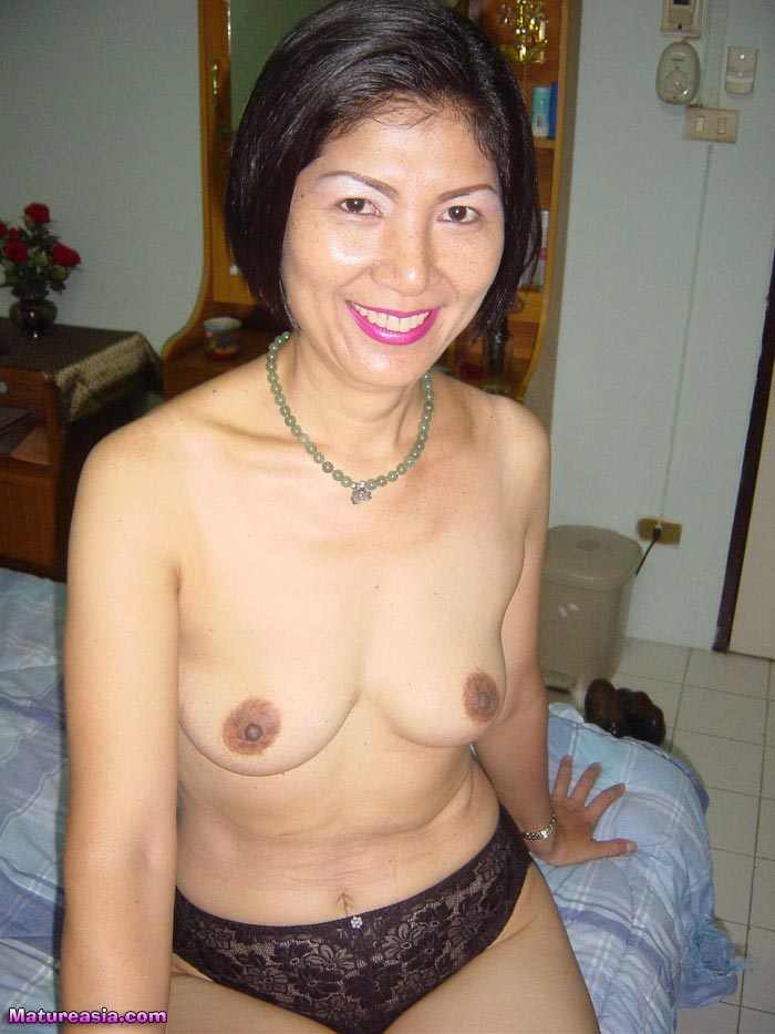 Japanese naked old grannies