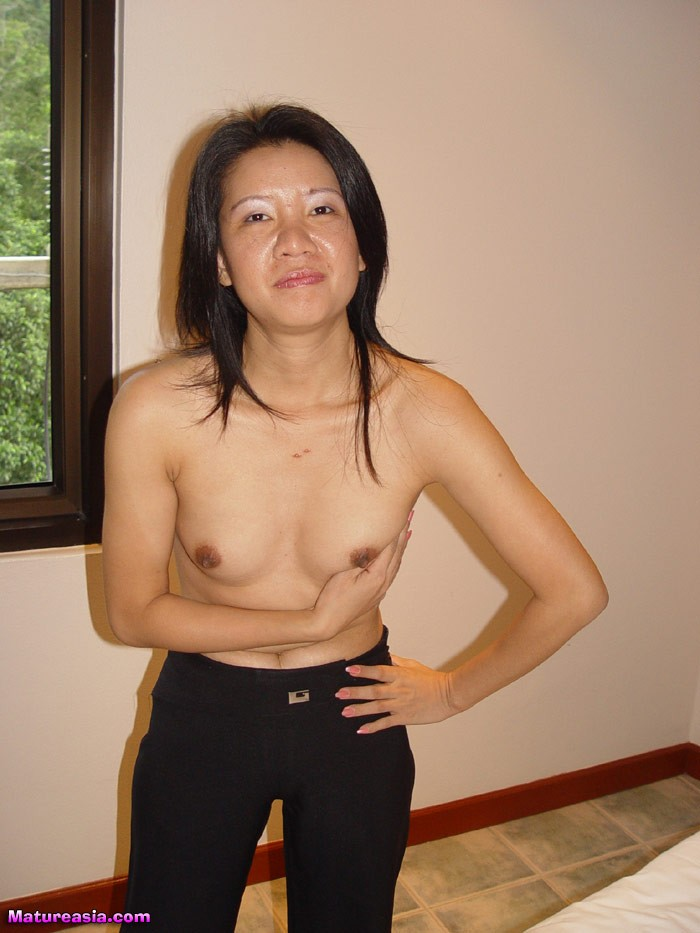 Mature asian women naked
